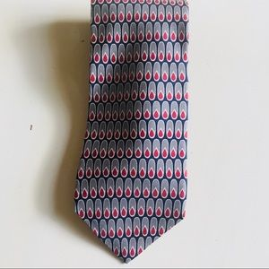Joseph A Bank Executive Collection Silk Necktie